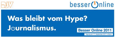 Logo Besser-Online-Fachkonferenz DJV